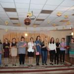 концерт студентов из педколледжа