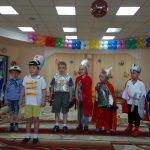 """Конкурс костюмов """"Парад Богатырей или съезд богатырского «сообщества» всех времен и народов"""""""