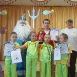 III городское первенство по плаванию среди воспитанников ДОУ города Ханты-Мансийска, 2018