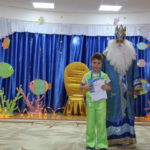 IV городское первенство по плаванию среди воспитанников ДОУ города Ханты-Мансийска, 2019