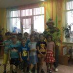 Всероссийский урок «Эколята-юные защитники природы»