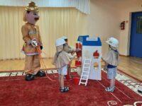 Профилактические мероприятия с дошкольниками по пожарной безопасности