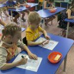 Открытое занятие для молодых педагогов
